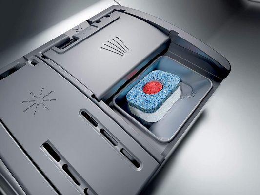 Máy Rửa Bát Mini Bosch Sks62E32Eu Độc Lập Serie 4, Trắng, 55Cm 3